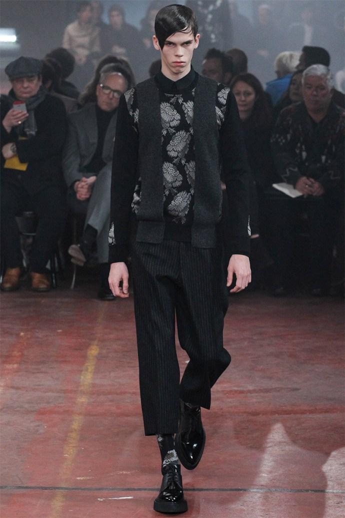 Alexander McQueen Otoño Invierno 2015 9