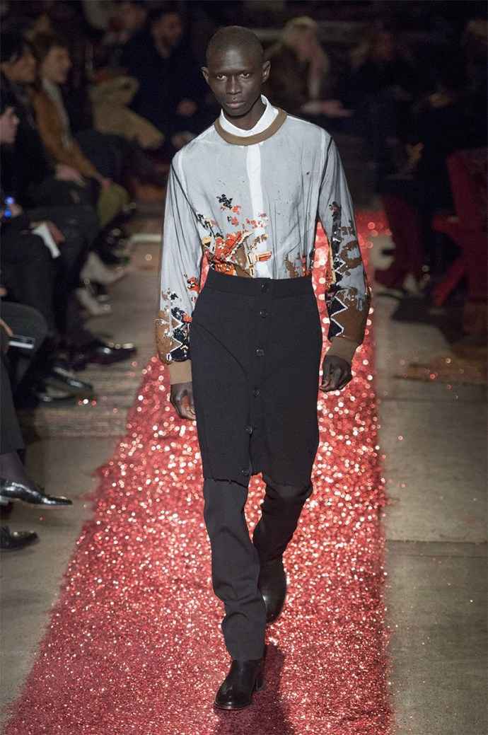 givenchy fall winter 2015 46