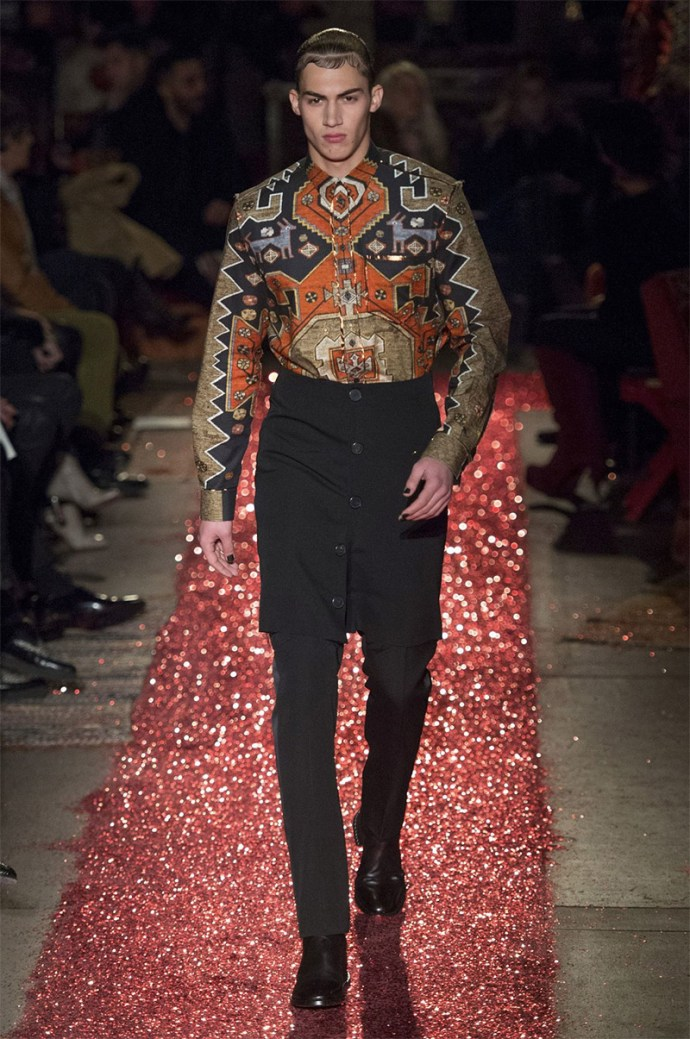 givenchy fall winter 2015 49