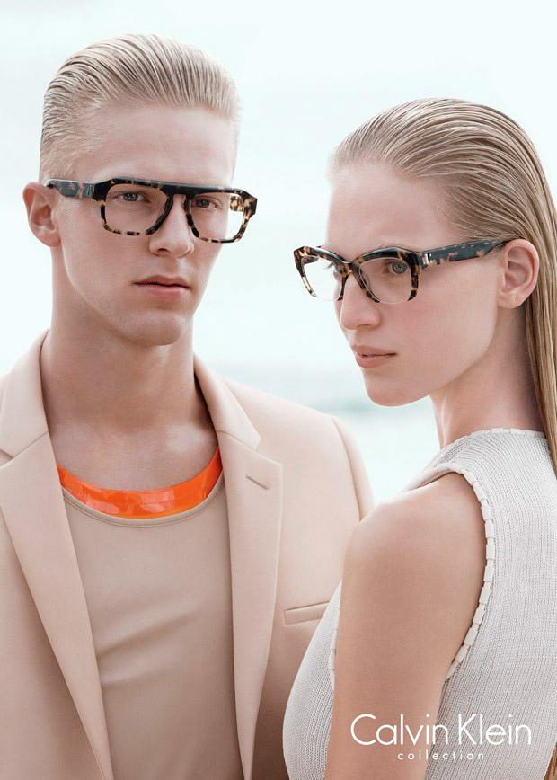 Calvin Klein Colección Primavera Verano 2015 Campaña 3