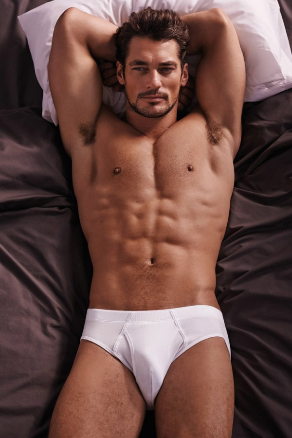 'DAVID GANDY PARA AUTOGRAPH' UNDERWEAR COLLECTION 4