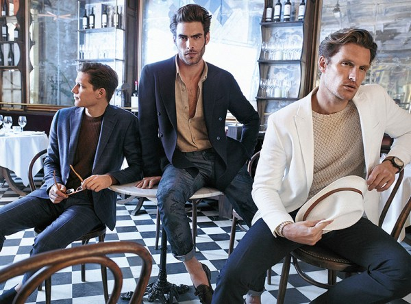 MASSIMO DUTTI 'NEW YORK CITY' PRIMAVERA VERANO 2015 3