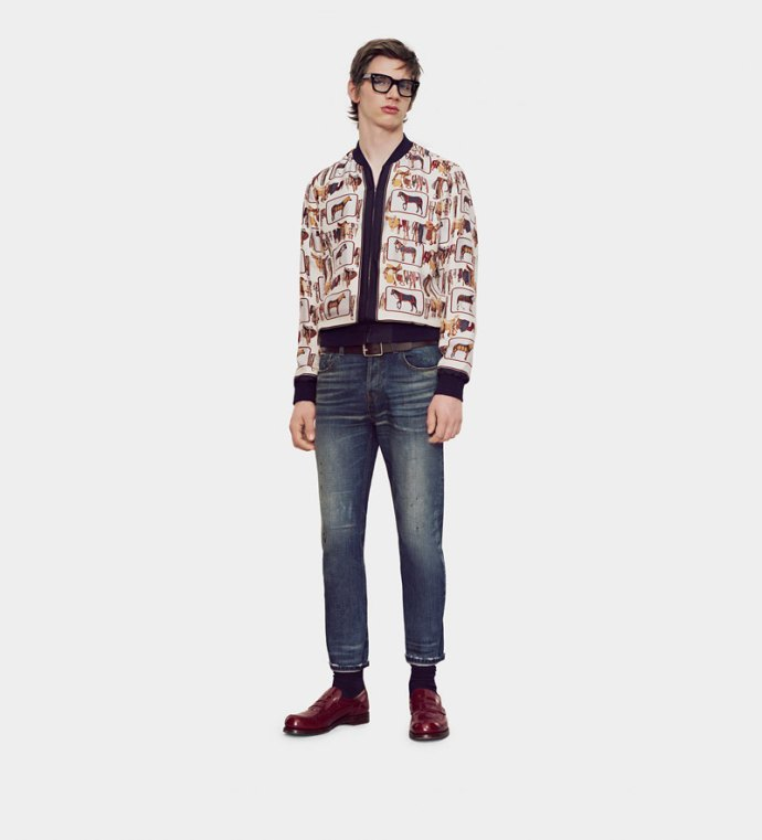 GUCCI PRE-FALL 2015 LOOKBOOK 3