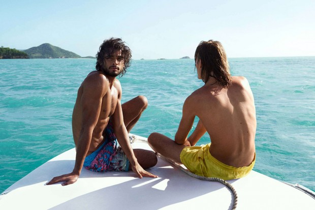 MARLON TEIXEIRA Y TON HEUKELS PARA H&M SPLASH OF COLOR 9