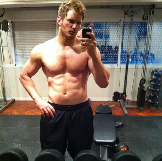 TOP TEN LOOKS CHRIS PRATT
