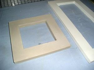Fibreboard Molds