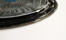 Fused Glass Fertility Bowl