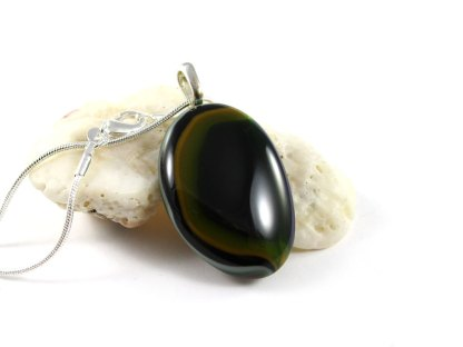 Banded Pendant