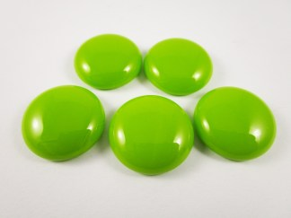 Green Cabochons