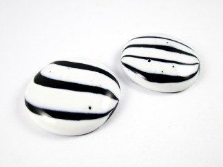 Striped Cabochons