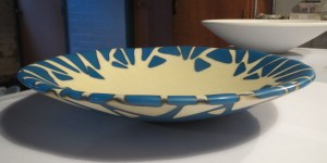 Making a Fused Glass 'Flip It' Bowl