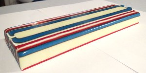 Making a Fused Glass Pattern Bar