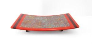 Fusing a Part Sheet Platter 'Magic Flying Carpet'