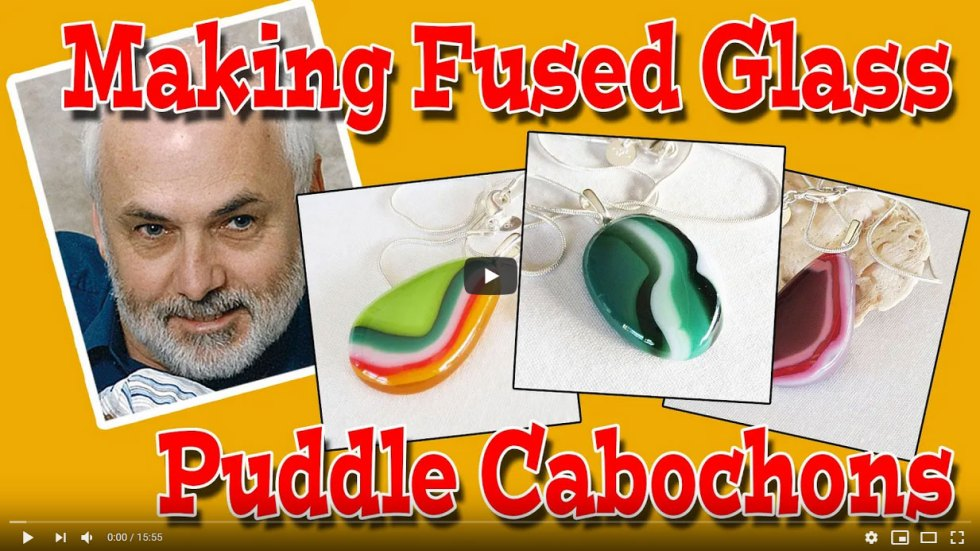 Making Puddle Cabochons