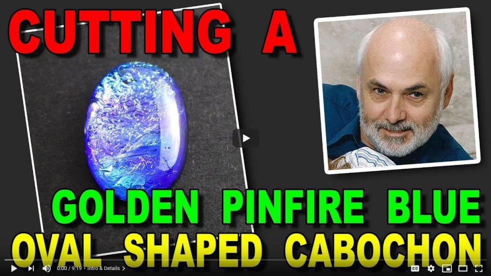 Pinfire Cabochon