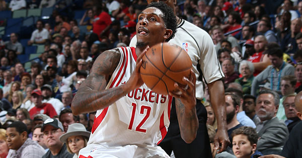 On the debut of Lou Williams and Rockets deadline-day ...