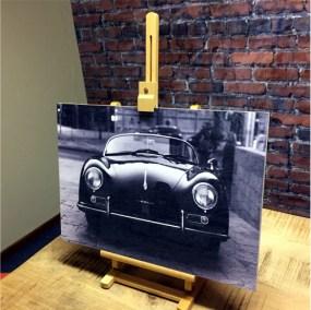 print on Birch wood ply