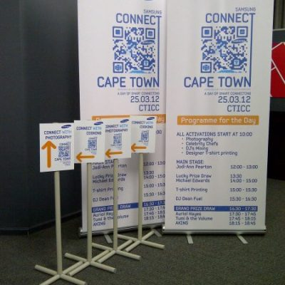 pull up banners, economy pull up banner, economy pull up banner cape town,