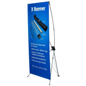 x banners, spider banners, spider banners cape town,