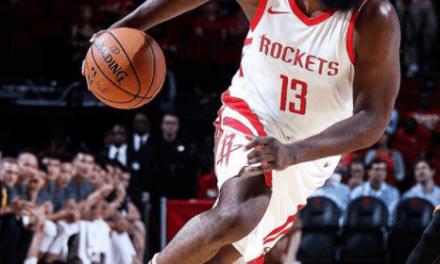 Match tranquille pour les Rockets : déculotté de 42 pts face aux Sharks