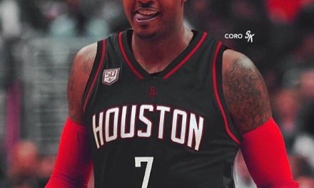 MELO A HOUSTON ?