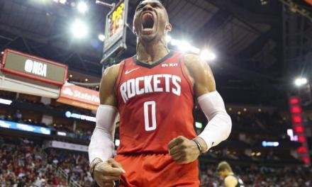 Bilan de la semaine : débuts pas très rassurants pour les Rockets, Harden et D'Antoni pas encore entrer dans leur saison