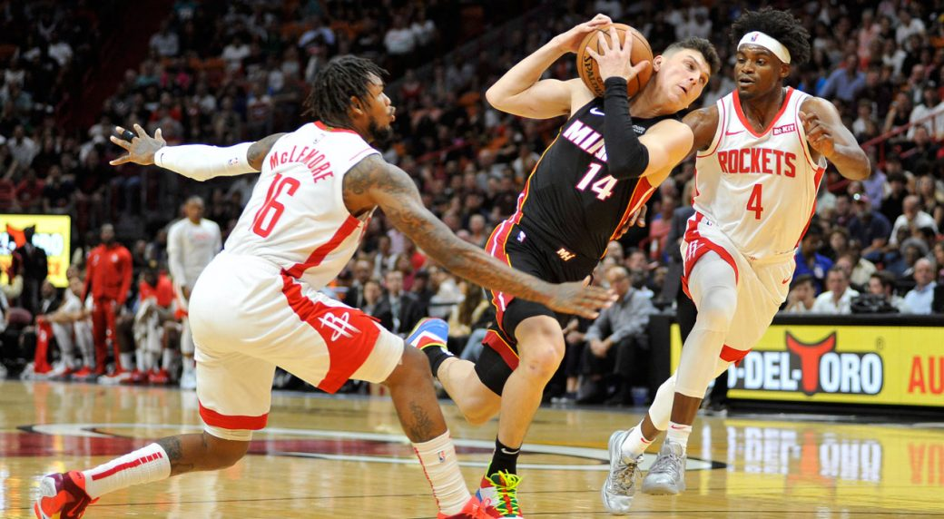 Rockets – Heat : un duel de style au Toyota Center