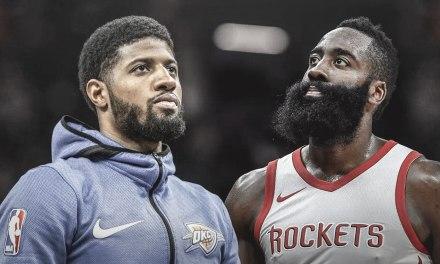 Prévision des potentiels match-ups : et si Houston tombait sur le Thunder ?