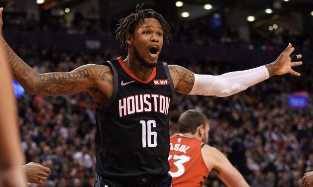Review Rockets – Raptors : Les Texans ne craignent plus les prises à deux et développent même un jeu sexy