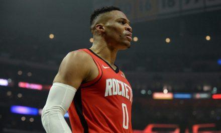 Russell Westbrook veut quitter les Houston Rockets !