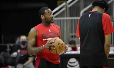 Les premières images du camp des Houston Rockets !