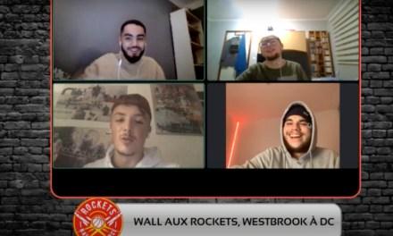 Allô Houston : Replay de l'émission spéciale 'Wall/Westbrook' avec Wizards France !