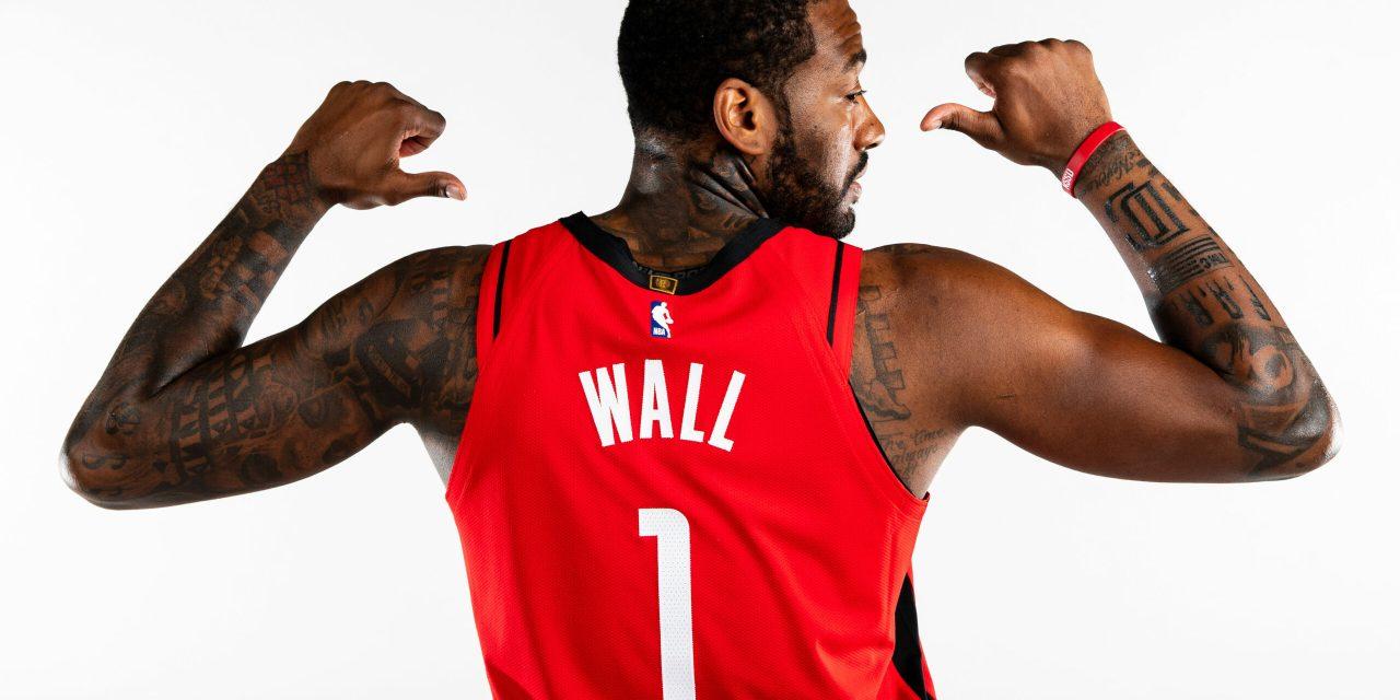 Bon plan Rockets Nation France : Un maillot de John Wall, ça vous tente ?