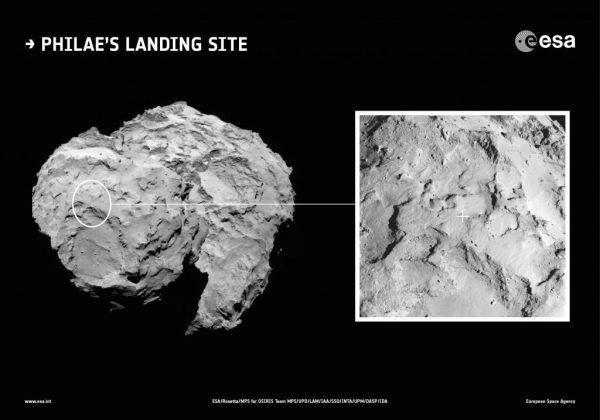 Philae_s_primary_landing_site_in_context - RocketSTEM