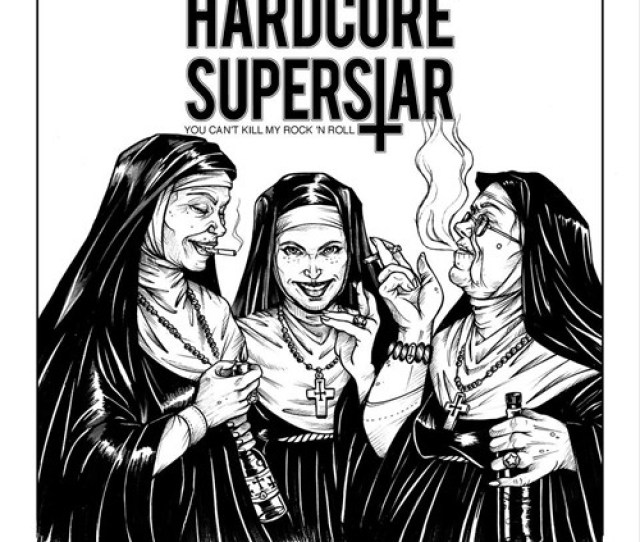 Hardcore Superstar You Cant Kill My Rock N Roll