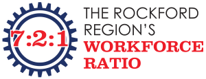 Rockford Region Workforce Ratio