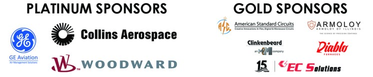 RAAN Aerospace Symposium 2019 Sponsors
