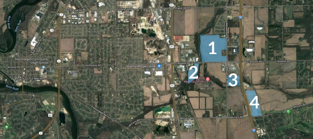 Property available in Rockton and Roscoe IL