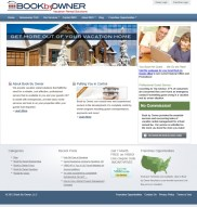 This website features the WordPress CMS with a highly complex organization with multiple plugins and backend features