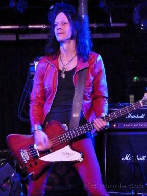 Bassist Martin Ekelund