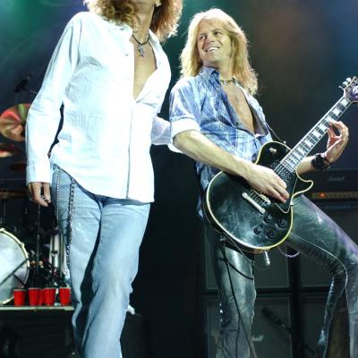 WHITESNAKE LIVE 2003 LM01