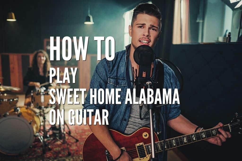 The song above is not stored on the chordie server. How To Play Sweet Home Alabama On Guitar Rock Guitar Universe