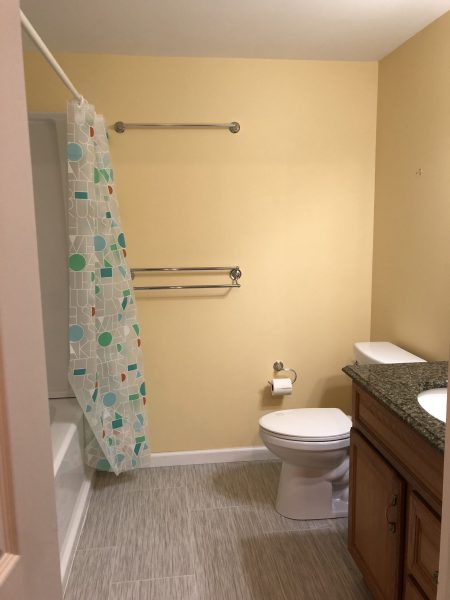 #60 Rockhaven Drive - Basement Bathroom