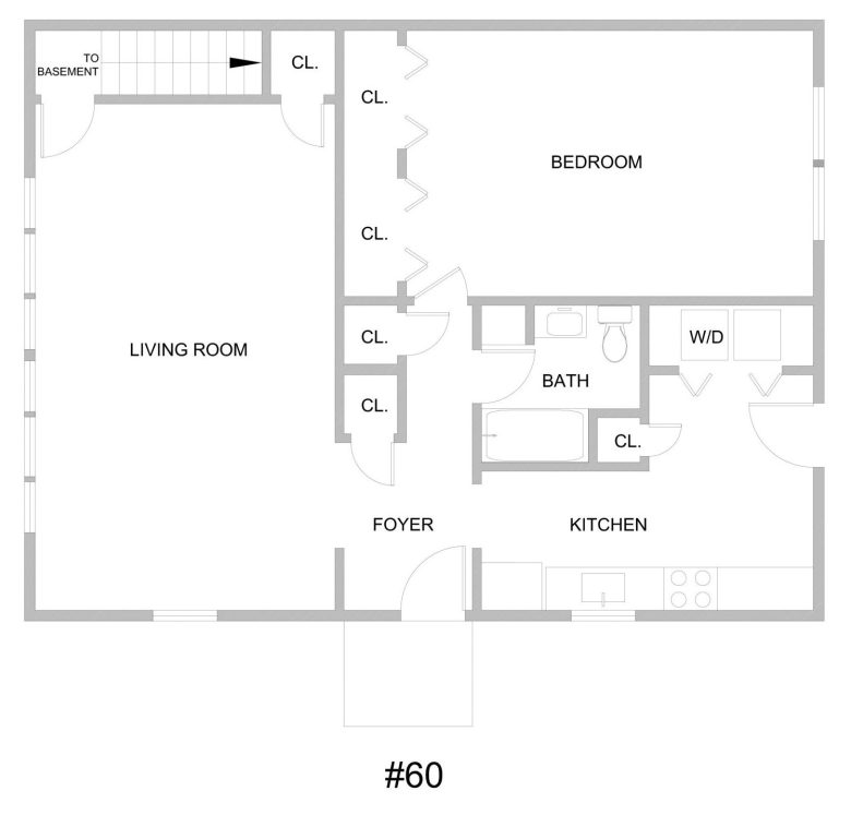 #60 Rockhaven Drive Floorplan