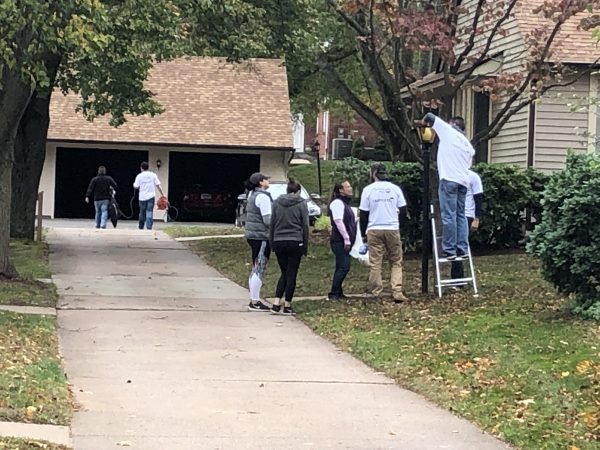 United Way 2018 Day Of Caring at Rockhaven