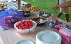 Summer Picnic Menu Abundant And Delicious