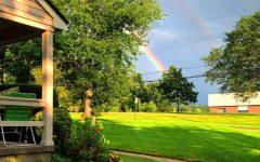 Double Rainbow over Rockhaven