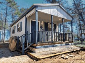 Blue Raider Cabin