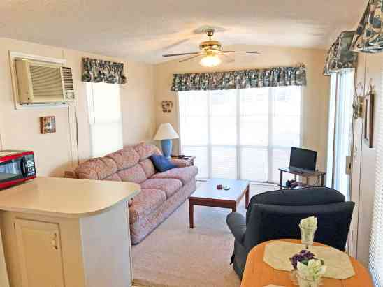 Cornerstone Living Room