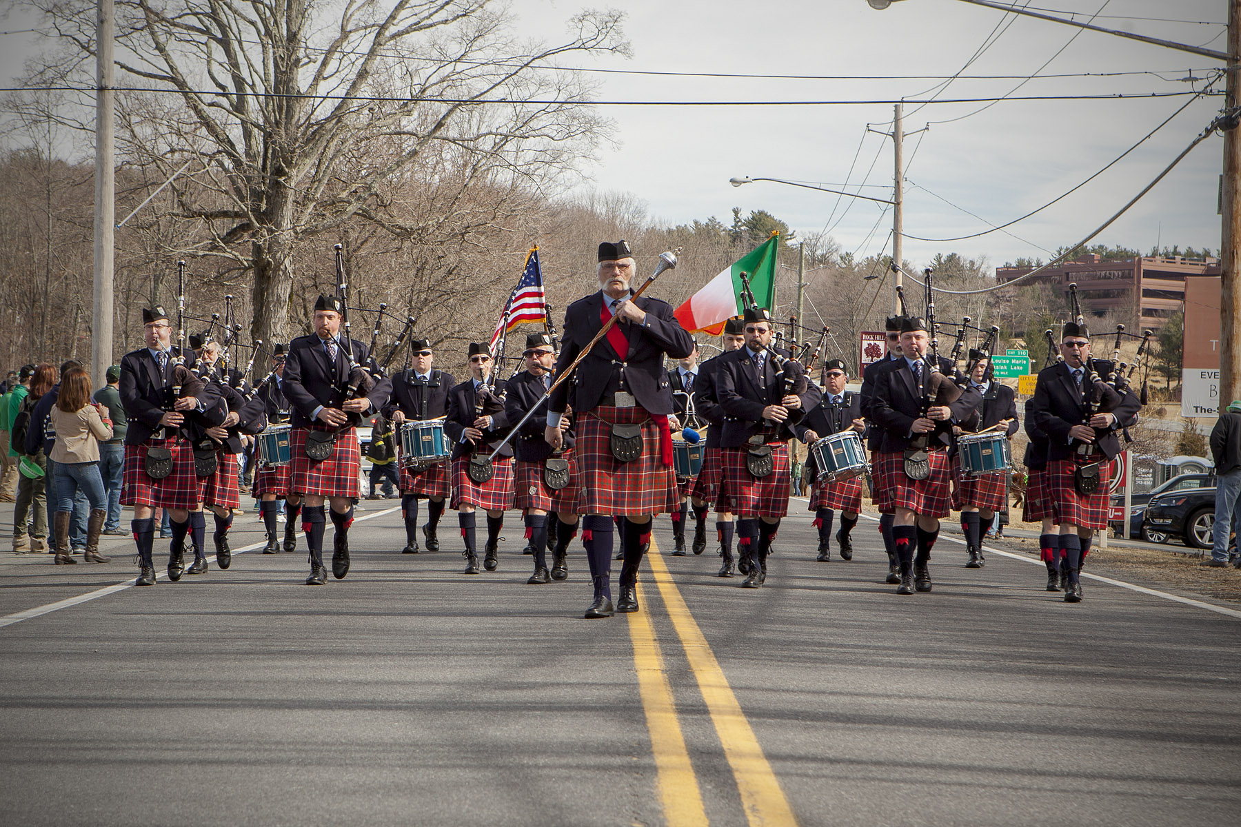 2020 Rock Hill St. Patrick's Day Parade